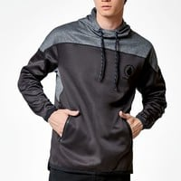 Volcom Outdoor Tech Pullover Hoodie - Mens Hoodie - Black