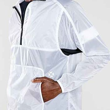 Without Walls Transparent Onion Skin Windbreaker Jacket - Urban Outfitters