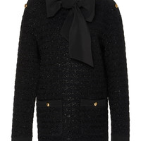 Lurex Tweed Mini Dress | Moda Operandi
