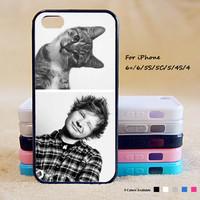Ed Sheeran Phone Case For iPhone 6 Plus For iPhone 6 For iPhone 5/5S For iPhone 4/4S For iPhone 5C3