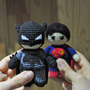 Bundle of Batman and Superman to Batman v Superman: Dawn of Justice