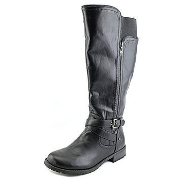 Halsey Wide Calf Riding Boot