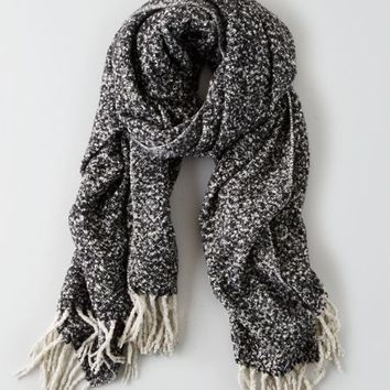 AEO Women's Boucle Scarf