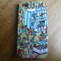 Where's Waldo iPhone Case