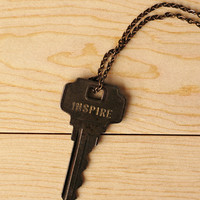 The Giving Keys Inspire Necklace