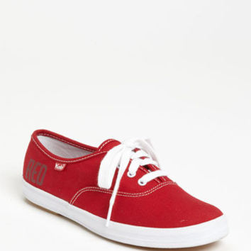 Keds® Taylor Swift 'RED' Champion Sneaker (Limited Edition) | Nordstrom