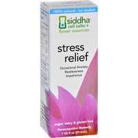 Siddha Flower Essences Stress Relief - 1 Fl Oz