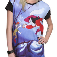 Disney Peter Pan Peter Vs. Hook Top