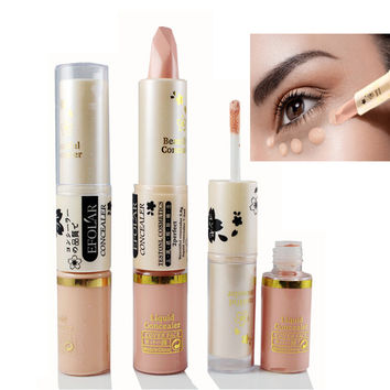 1Pcs Face Eye Concealer Stick Liquid Makeup Contouring Facial Lip Beauty Care Contour Concealer Pen Acne Blackhead Face Cream
