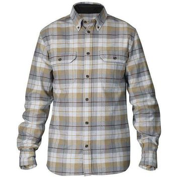 Fjallraven Sarek Heavy Flannel Shirt   Men's