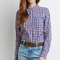 Gingham Pocket Shirt