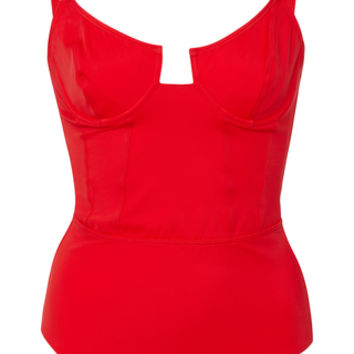 + RE/DONE The Hollywood One-Piece Swimsuit   Moda Operandi