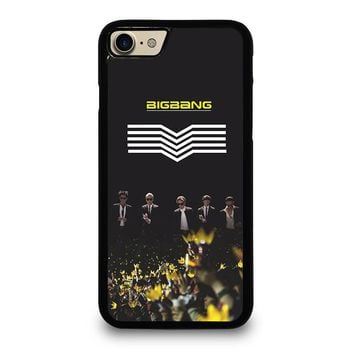 KPOP BIGBANG BIG BANG iPhone 4/4S 5/5S/SE 5C 6/6S 7 8 Plus X Case