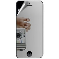 RND 3 Screen Protectors for Apple iPhone 5 (Mirror Finish) with lint cleaning cloths
