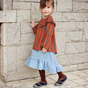 Linco Blouse - Brown