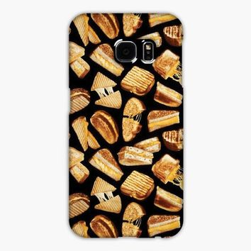 Grilled Cheese Samsung Galaxy S7 Edge Case