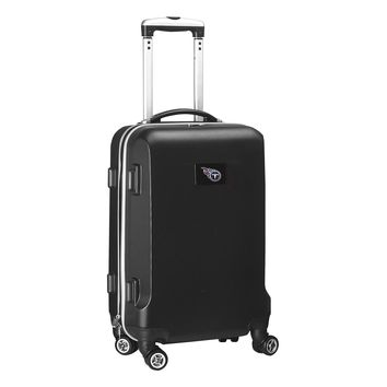 Tennessee Titans Luggage Carry-On  21in Hardcase Spinner 100% ABS