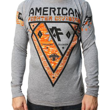 American Fighter Men's Stockton Long Sleeve Thermal Shirt