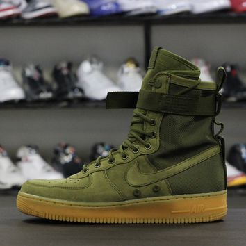 spbest Nike Special Field Air Force 1 Olive