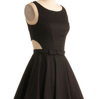 Classic Twist Dress | Mod Retro Vintage Dresses | ModCloth.com