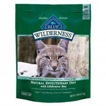 Blue Wilderness Duck Cat Food 2 pound
