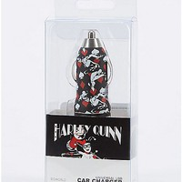 Harley Quinn Car Charger - Spencer's