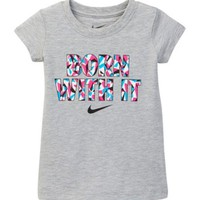 Nike | Born With It Tee (Little Girls)