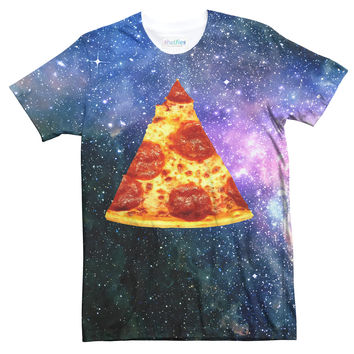 Pizza Galaxy Tee
