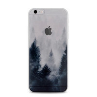 Forest Scenery Iphone 6 6S Plus Cases