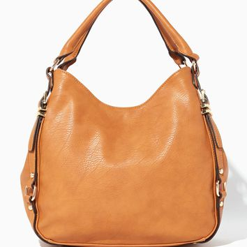 Calley Multi-Buckle Hobo Bag | Fashion Handbags & Purses - Holiday | charming charlie
