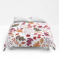 Fall Mix Comforters by Creative Break