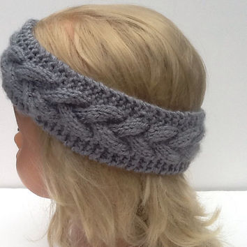 Best Cable Knit Ear Warmer Products On Wanelo
