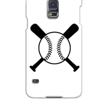 baseball 1 - Samsung Galaxy S5 Case