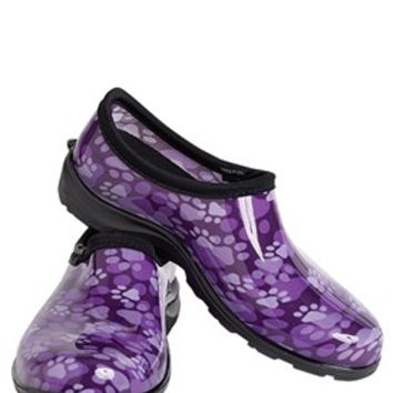 Slip Resistant Clogs | paw print clogs | Veterinary Apparel Company