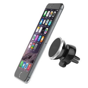 STYLEDOME 360 Degree Universal Car Holder Magnetic Air Vent Mount Dock Mobile Phone Holder