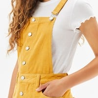 Button Front Corduroy Dress | PacSun