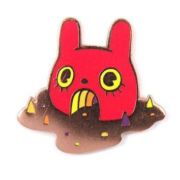 Bunny Island Pin (Limited Edition)