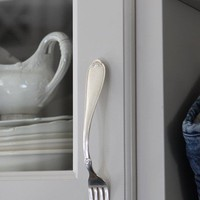 Fork Door Handle- Love it!