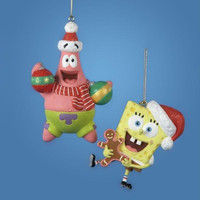 Christmas Ornament - Spongebob Squarepants