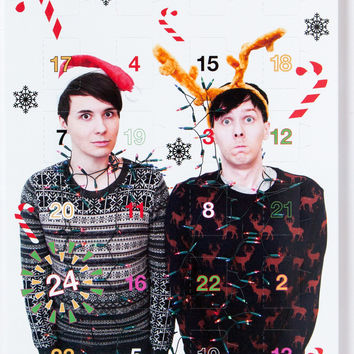 Dan and Phil Advent Calendar