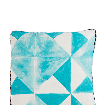 Pacific Tile Pillow