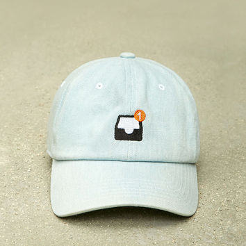 HatBeast DM Graphic Dad Cap