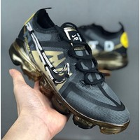 NIKE VaporMax 19 x CPFM Neon lights, smiling faces, air pads and running shoes