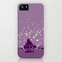 the lost princess.. minimalistic iPhone & iPod Case by studiomarshallarts