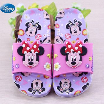 Disney's Minnie Slippers