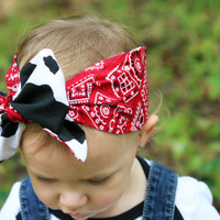 Reversible Jessie Head Wrap