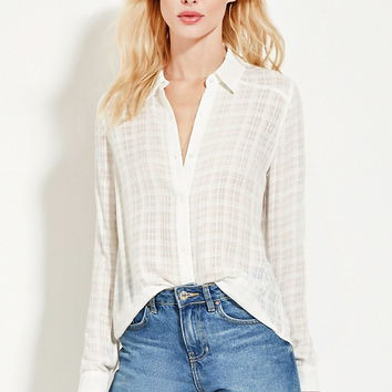 Tonal Stripe Shirt