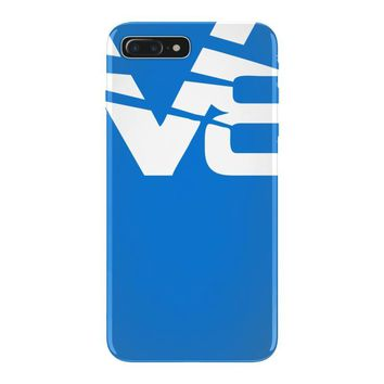 v8 motor sport sound drag race tuning hotrod route 66 turbo big iPhone 7 Plus Case