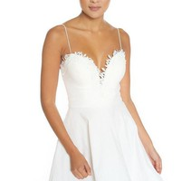 The Juliana Dress (white)