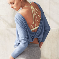 Twist-back Top - Super Soft Knits - Victoria's Secret
